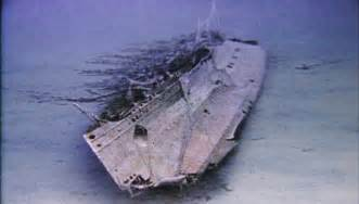 the wreck of the lusitania by prettiwitchidoremici on