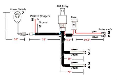 High Power Led Light Bar For Ford