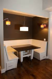 breakfast booth want one home decor house ideas d i