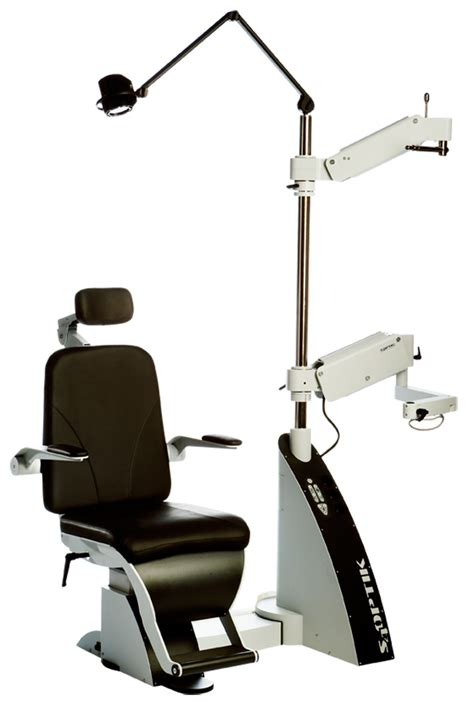 ophthalmic chair and stand rightmed combo