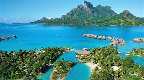 Bora Bora Vacation Resort 5 Star Four Seasons Resort