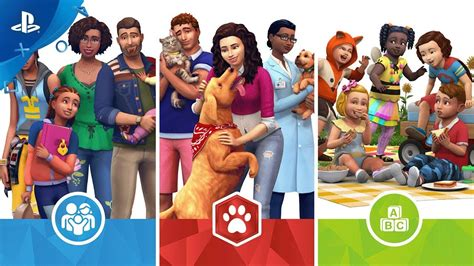 sims  cats dogs parenthood  toddler stuff