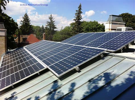 Cost Solar Panel Installation Ontario Eco