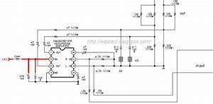 Electronic Circuit  Componnent Data  Lesson And Etc U2026   Tda