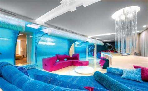 fantastic penthouse design  interior decorating