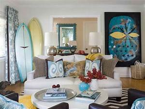 living room beach house living room ideas with surf With living room beach decorating ideas