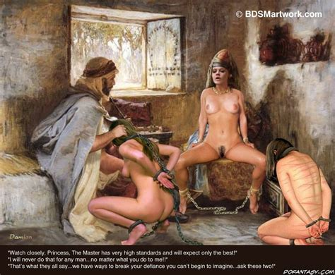 porno harem slave