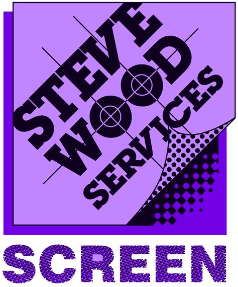 combined logo screen text violte steve wood services