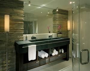 Lavabo En Pierre Naturelle : meuble salle de bain pierre naturelle pour conjuguer ~ Premium-room.com Idées de Décoration