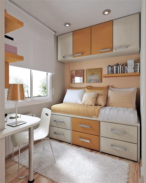 tips  small bedroom interior design homesthetics