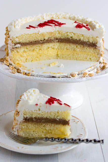 Italian Rum Cake Recipe Italian Desserts Cake Recipes