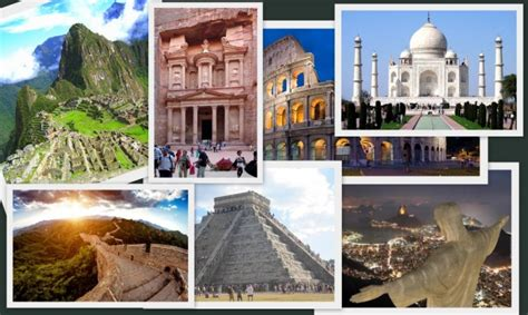 the 7 wonders of the world 7 wonders of the world