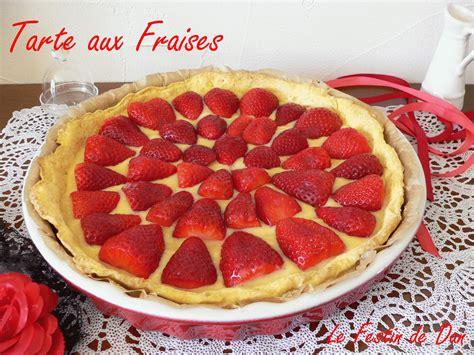 cuisine aux fraises tarte aux fraises blogs de cuisine