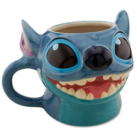 Stitch mug (Disney Store 25th anniversary) from our Mugs & Cups collection   Disney collectibles