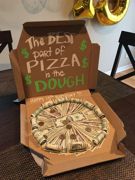 creative  cash gift idea   steal