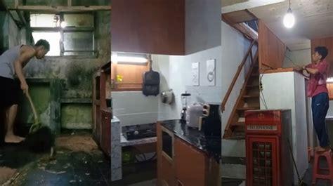 modal wallpaper cowok ini make dapurnya jadi aesthetic
