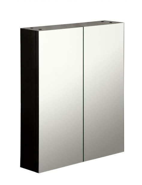 Badezimmer Spiegelschrank Schwarz by Blackmirror Cabinet 600mm