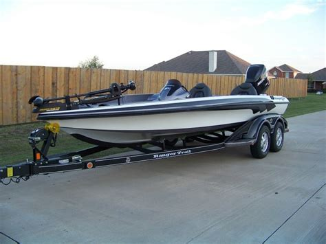 Ranger Bass Fishing Boats For Sale by Ranger Bass Boats 2010 Ranger Z521 Demo Boat For Sale