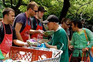 Non-profits for helping the homeless in New York