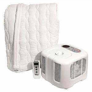 chilipadr cube single zone cooling and heating mattress With bed bath and beyond cooling pad