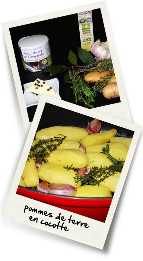 cuisine en cocotte pommes de terre en cocotte christiane cuisine