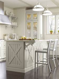 beautiful millwork details from martha stewart39s horse With kitchen colors with white cabinets with martha stewart candle holders