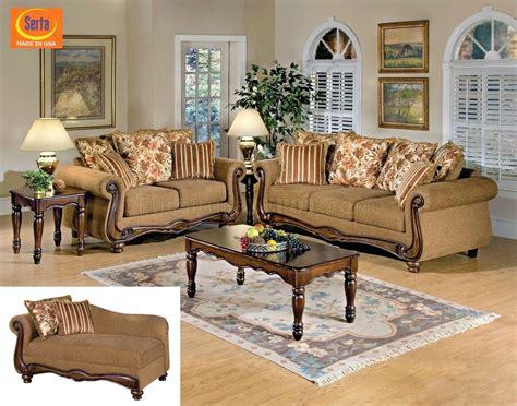 olysseus sofa  brown floral fabric  acme furniture