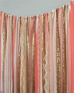 Rideau Rose Gold : les 25 meilleures id es de la cat gorie rideaux de douche corail sur pinterest salle de bain ~ Teatrodelosmanantiales.com Idées de Décoration