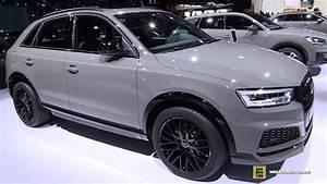 Audi Q3 2018 : 2018 audi q3 tdi quattro exterior and interior ~ Melissatoandfro.com Idées de Décoration