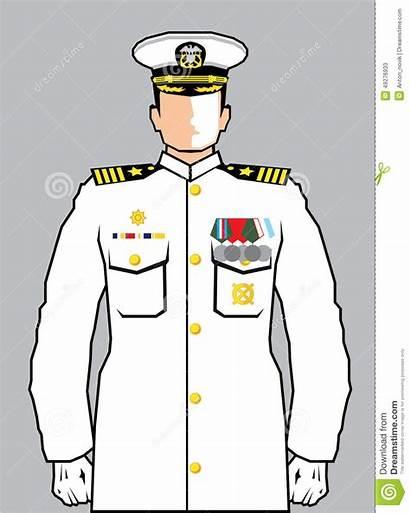 Navy Officer Ufficiale Marina Marine Clip Della