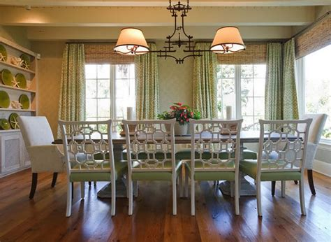 green dining room ideas tan and green dining room cottage dining room phoebe howard