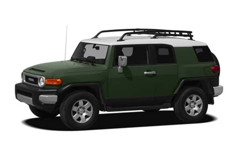 Toyota Fj Cruiser Mpg by 2012 Toyota Fj Cruiser Specs Safety Rating Mpg Carsdirect