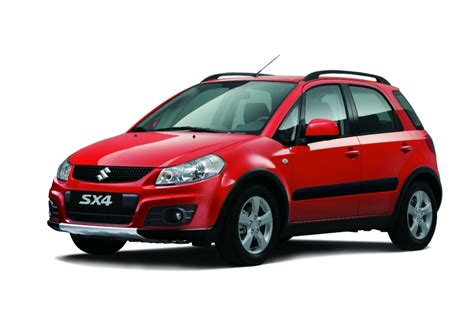 Suzuki Sx4 Crossover Facelift Takes To Europe