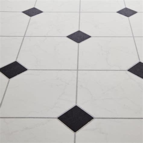 bounce 97 scapa black stone tile effect vinyl flooring