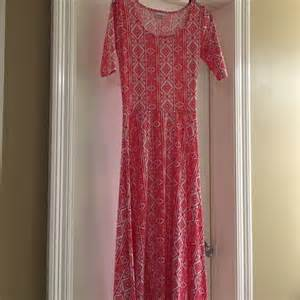 Ana Lularoe Maxi Dress New Tags Removed