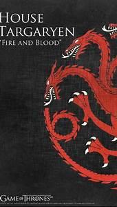 Targaryen iPhone 5 Wallpaper (640x1136)