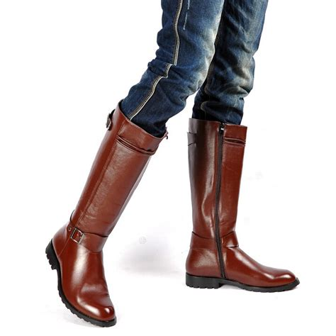 mens tall boots yu boots