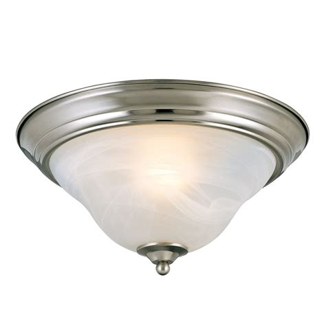 hardware house 54 4650 2 light bristol flush mount ceiling