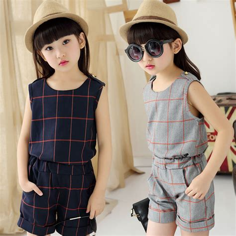 3 11 Year Conjunto Menina Clothes Sets For Teenager Girls