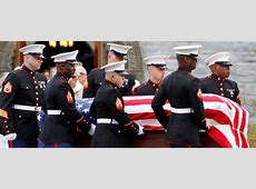 Military Funeral Honors Marine Corps Community