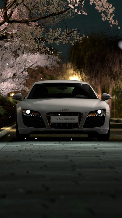 Audi R8 Wallpaper For Iphone X, 8, 7, 6  Free Download On