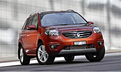 Renault Koleos Suv Privilege Diesel Line Tailgate