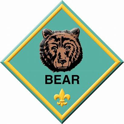 Bear Cub Scout Bears Dens Pack