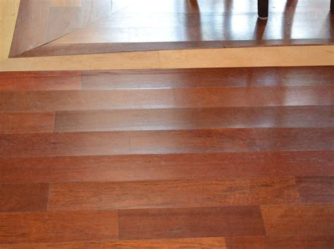 how to fix a leak under the water damaged wood floor repair kade restoration