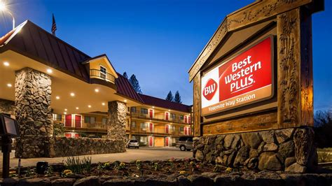 Best Western Plus Yosemite Way Station Motel Mariposa