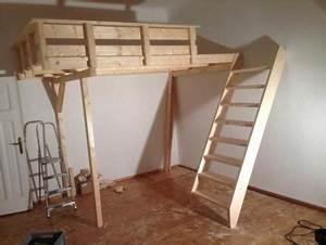Schwebebett Selber Bauen : hochbett bauen hochetage leiter treppe hochebene nach ma kleinanzeigen ~ Indierocktalk.com Haus und Dekorationen