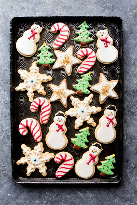 decorate sugar cookies sallys baking addiction