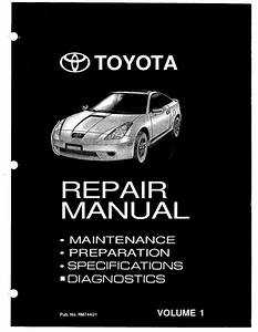 1994 Toyota Celica Owners Manual Pdf