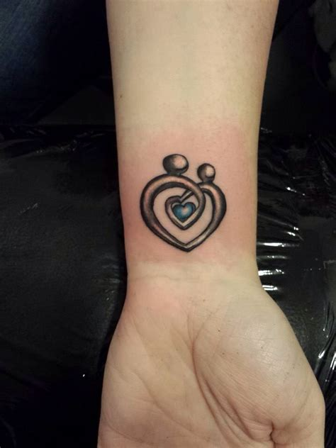 My New 'mother & Son' Tattoo  Tattoo Pinterest