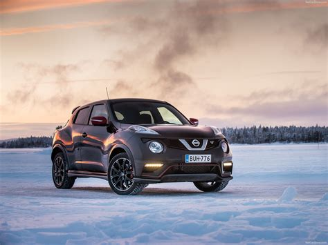 nissan juke nismo rs  pictures information specs